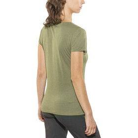 Fjällräven Abisko Cool t-shirt Dames, green